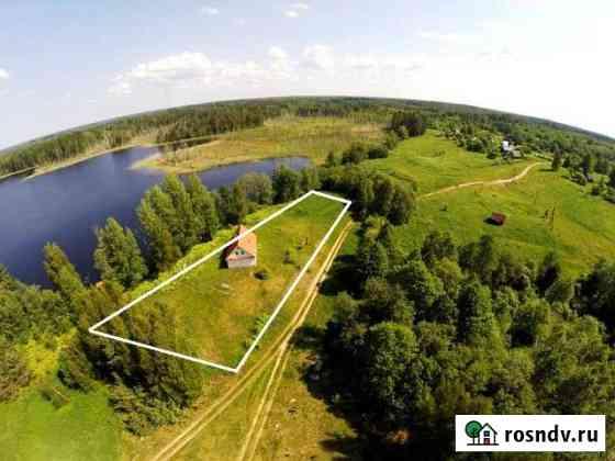 Дом 100 м² на участке 29 сот. Западная Двина