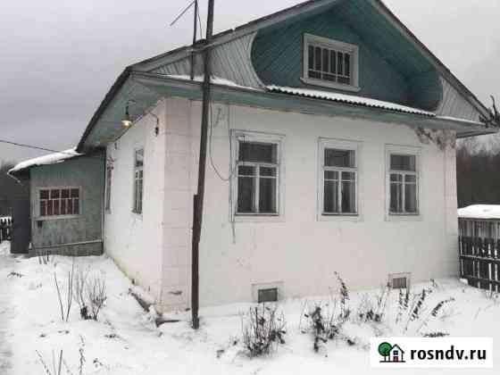 Дом 45 м² на участке 10 сот. Кадников