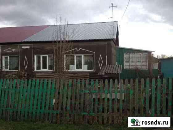 Дом 80 м² на участке 8 сот. Смоленское