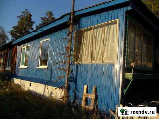 Дом 38.9 м² на участке 6 сот. Усть-Илимск