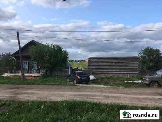 Дом 80 м² на участке 30 сот. Аскино