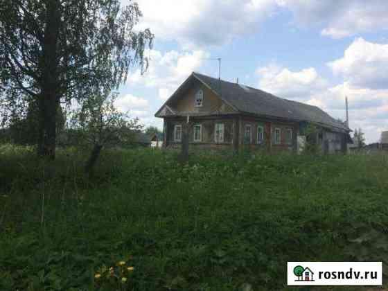 Дом 43 м² на участке 50 сот. Бабаево
