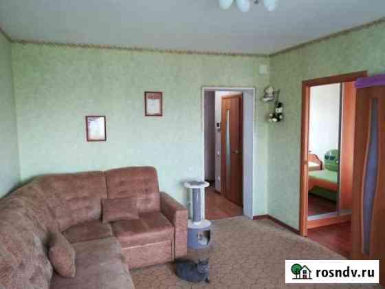 2-комнатная квартира, 46 м², 1/2 эт. Кормиловка