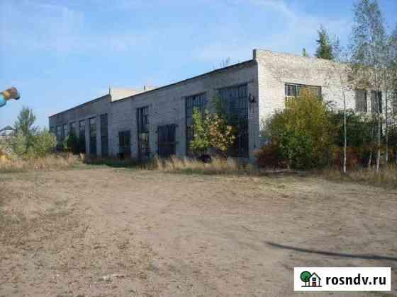 Производственные помещения / здания 8300 м2 продаю Кикнур