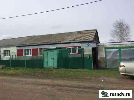Дом 127.2 м² на участке 12 сот. Крапивинский