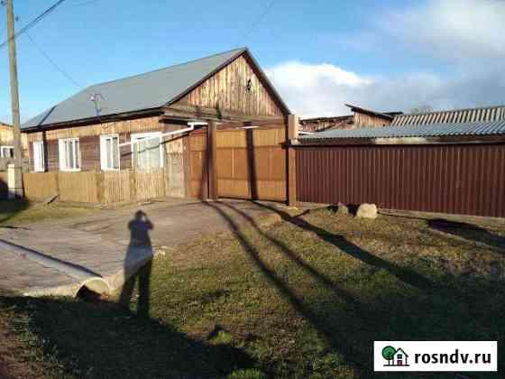 Дом 108 м² на участке 15 сот. Тасеево