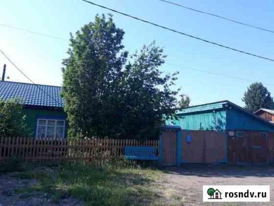 Дом 57 м² на участке 15 сот. Тасеево