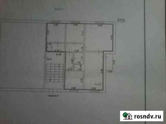 4-комнатная квартира, 78 м², 1/5 эт. Большая Ирба