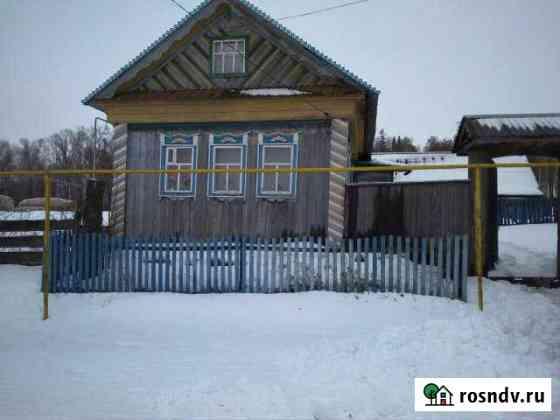 Дом 51.4 м² на участке 50 сот. Большая Атня
