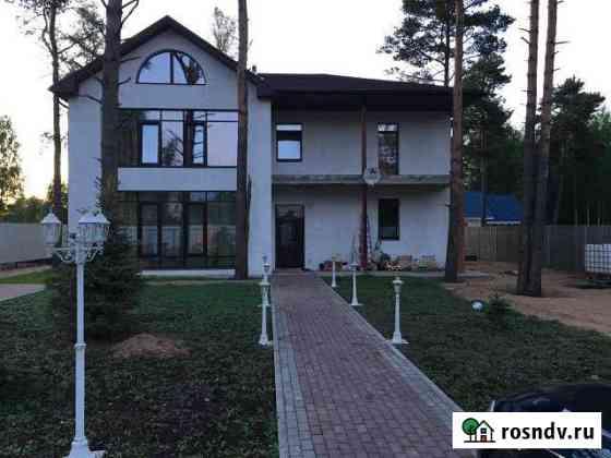 Дом 350 м² на участке 12 сот. Лебяжье