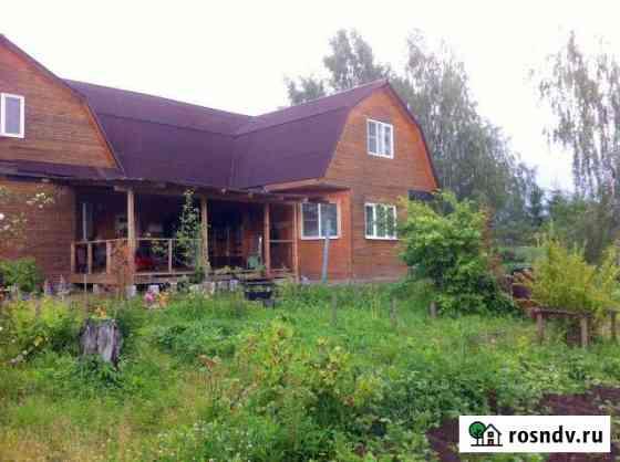 Коттедж 300 м² на участке 10 сот. Великий Новгород