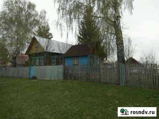 Дом 58 м² на участке 25 сот. Улукулево