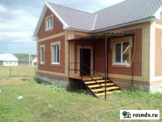 Дом 94 м² на участке 15 сот. Стерлибашево