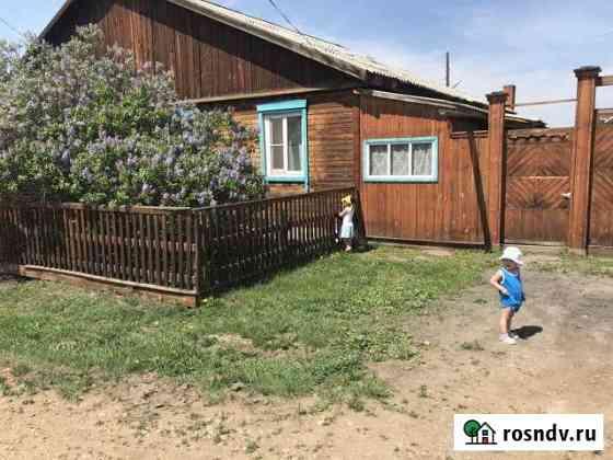 Дом 80 м² на участке 10 сот. Усть-Ордынский