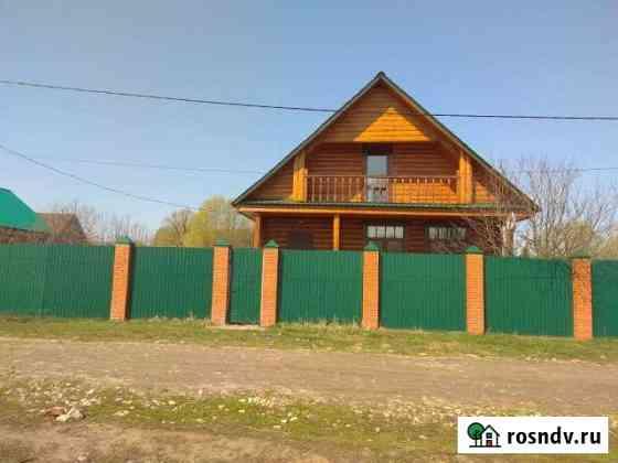 Дом 88.4 м² на участке 24 сот. Апастово