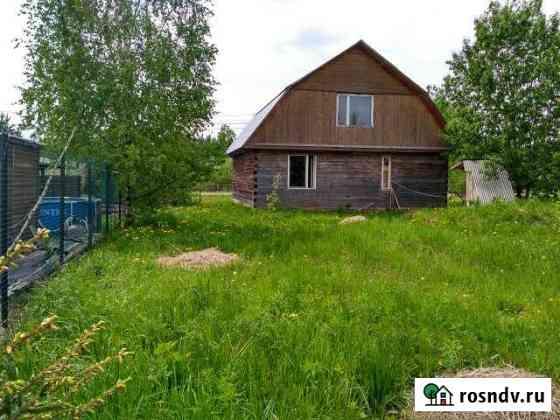 Дом 140 м² на участке 28.4 сот. Тучково