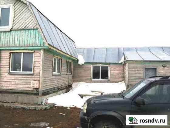 Дом 135 м² на участке 15 сот. Корсаков