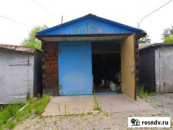 Гараж 22 м² Завитинск
