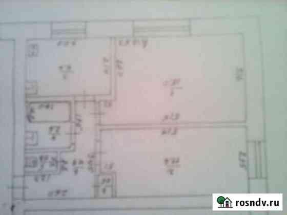 2-комнатная квартира, 42 м², 2/2 эт. Здвинск