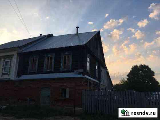 Дом 100 м² на участке 10 сот. Спасское