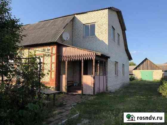 Коттедж 142 м² на участке 10 сот. Олымский