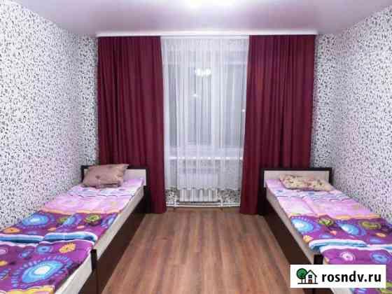Комната 16 м² в 4-ком. кв., 1/3 эт. Октябрьский