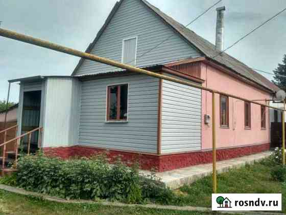 Дом 67 м² на участке 11 сот. Октябрьский