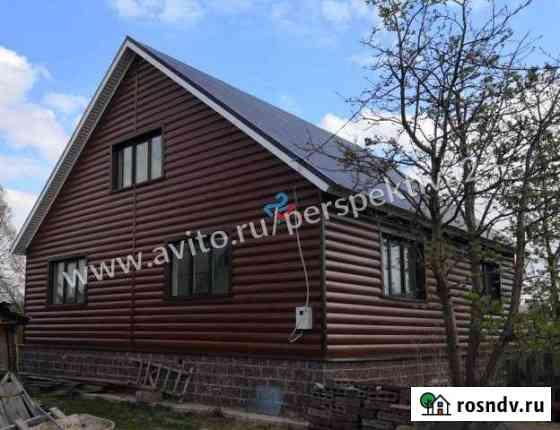 Дом 120.9 м² на участке 7.5 сот. Раевский