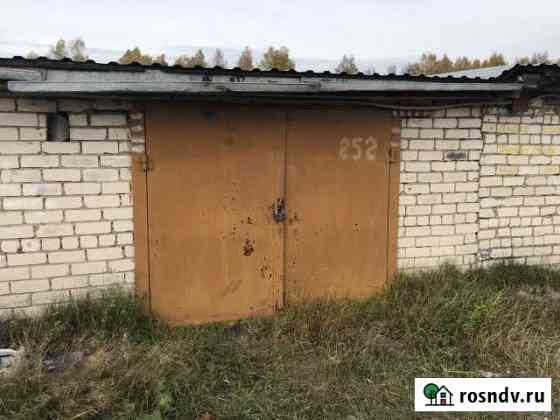 Гараж 30 м² Новосмолинский