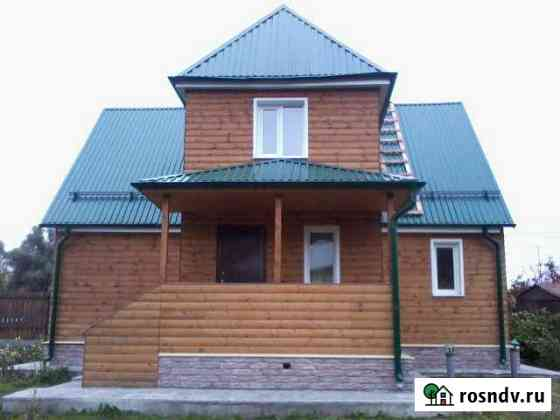 Дача 100 м² на участке 8 сот. Кудряшовский