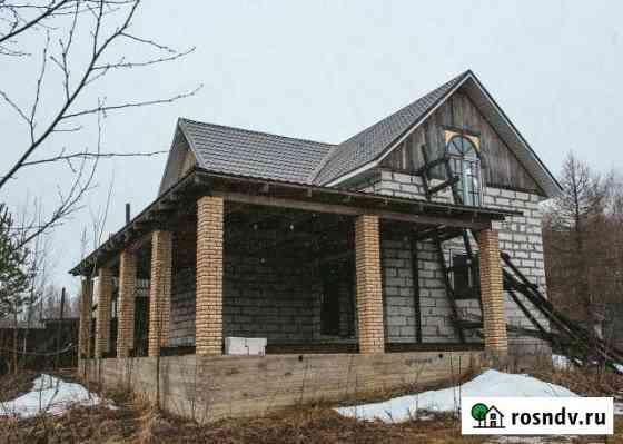 Дом 250 м² на участке 20 сот. Нурма