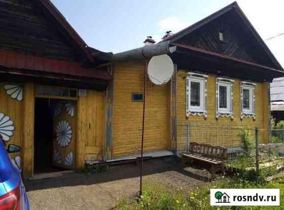 Дом 72 м² на участке 12 сот. Баранчинский