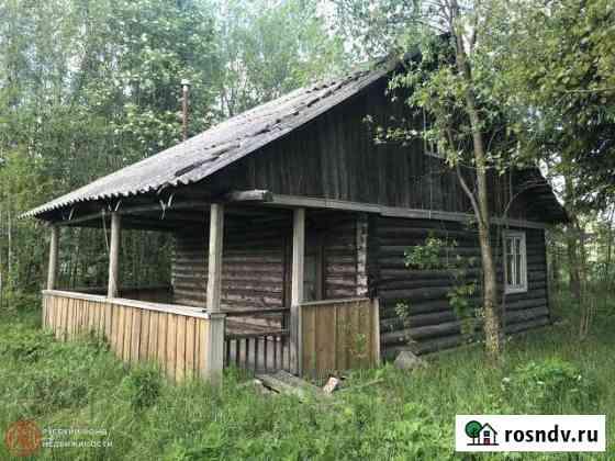 Дом 30 м² на участке 6 сот. Форносово