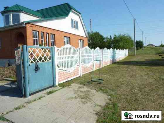 Дом 206.2 м² на участке 24 сот. Милославское