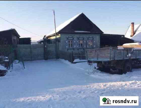 Дом 62 м² на участке 11 сот. Свирск