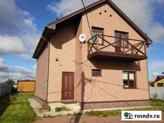Дом 120 м² на участке 7.5 сот. Русско-Высоцкое