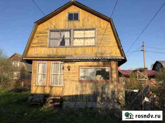 Дом 87 м² на участке 6 сот. Большое Буньково