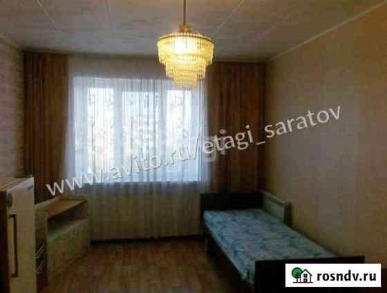 Комната 17 м² в 1-ком. кв., 5/5 эт. Саратов