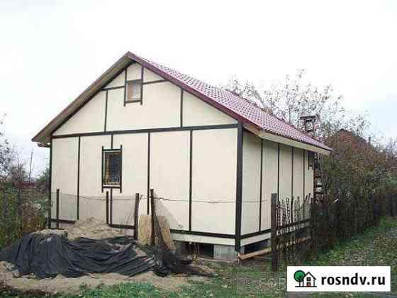 Дом 28 м² на участке 5 сот. Новоомский