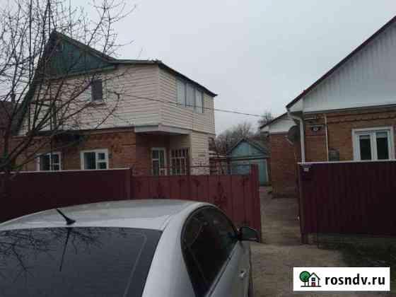 Дом 67.2 м² на участке 10.8 сот. Егорлыкская