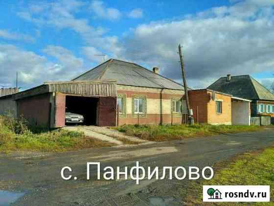 Дом 117 м² на участке 29 сот. Крапивинский