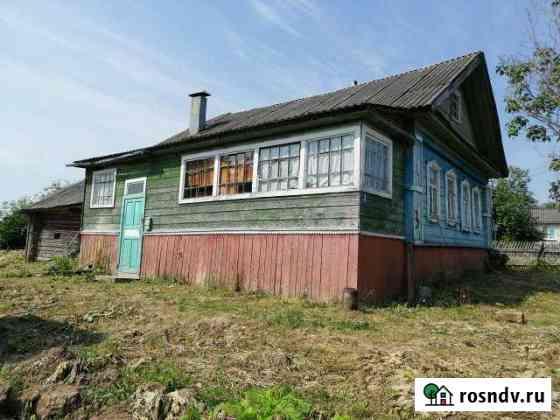 Дом 74 м² на участке 37 сот. Кесова Гора