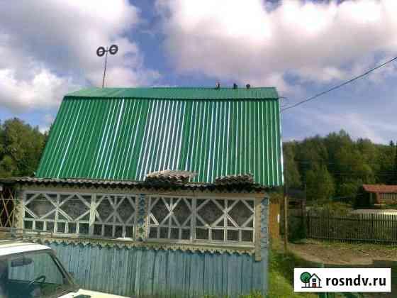 Дача 25 м² на участке 4.5 сот. Новоильинский