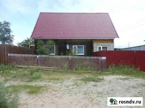 Дом 70 м² на участке 20 сот. Красный Октябрь