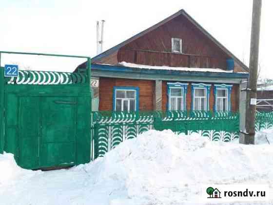 Дом 54 м² на участке 3 сот. Канаш