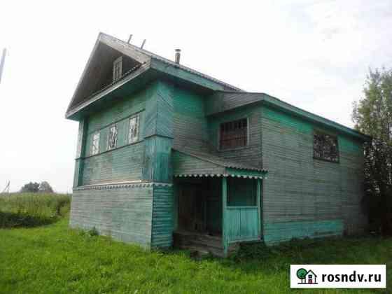 Дом 95.5 м² на участке 14 сот. Харовск