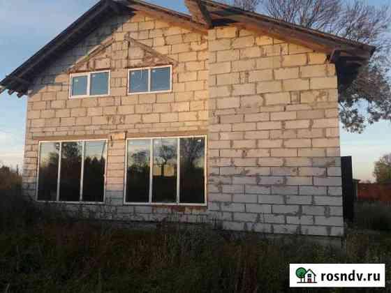 Дом 136.5 м² на участке 95 сот. Красная Гора