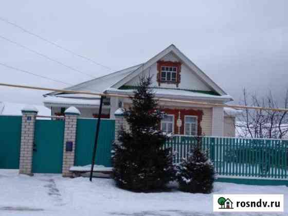 Дом 110 м² на участке 17 сот. Большая Атня