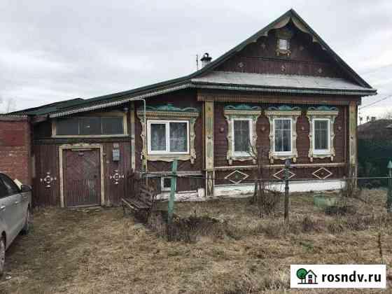 Дом 58.5 м² на участке 6 сот. Судогда