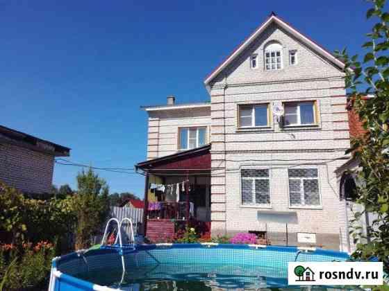 Дом 200 м² на участке 15 сот. Гусевский